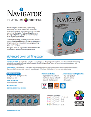 Navigator Platinum Digital
